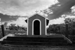 Little chapel stock images