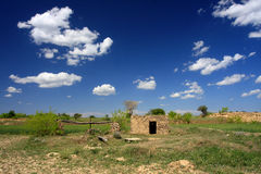 Rural Persian Well Stock Photography