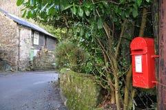 Rural Post Box Royalty Free Stock Image