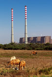 Rural Power Stock Image