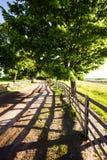 Rural road Stock Photos