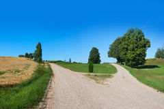 Rural road. Stock Images