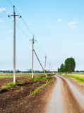 Rural road Royalty Free Stock Images