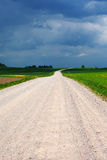 Rural road. Stock Photos