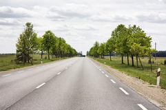 Rural Roads Royalty Free Stock Image
