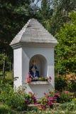 Rural roadside chapel Stock Photos