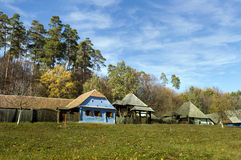 Rural Romania Royalty Free Stock Photography