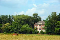 Rural scene. Stock Images