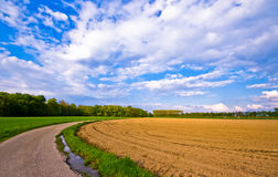 Rural scene Stock Photography