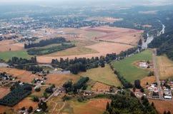 Rural scene, Washington state Royalty Free Stock Image