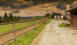 Rural scenery Stock Photos