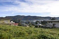 Rural scenery of Nuwara Eliya Royalty Free Stock Images