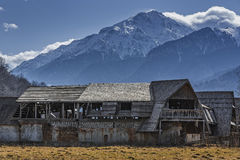 Rural scenery Stock Photography