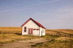 Rural School Royalty Free Stock Images