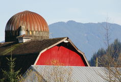 Rural Skyline Stock Photos