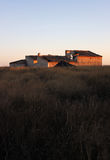 Rural spanish farm building royalty free stock photos