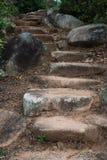 Rural steps Royalty Free Stock Image