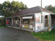 Rural store Stock Images