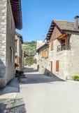 Rural Street Stock Image