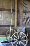 Rural Supplies in Peasant Museum Royalty Free Stock Images