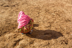 Rural Swachh Bharat Royalty Free Stock Photography