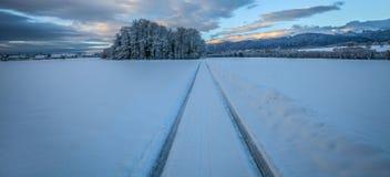 Free Rural Switzerland In Winter II Stock Photos - 28102983