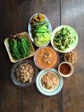 Rural Thailand food Stock Photos