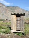 Rural toilet Royalty Free Stock Photos