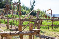 Rural Tools. stock photography