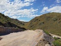 Rural trail Stock Photos
