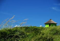 Rural Transkei Homestead Eastern Cape South Africa stock photography