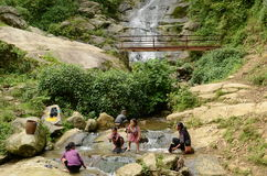 Rural Vietnamese people Stock Photography
