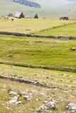 Rural view - Durmitor Stock Photos