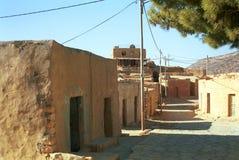 Rural village, Dana, Jordan Royalty Free Stock Photos