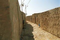 Rural village, Dana, Jordan Stock Images