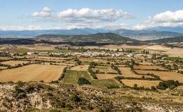 Rural village Royalty Free Stock Image