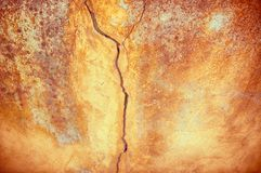 Rural wall. Background of rural cracked wall Royalty Free Stock Photography