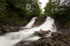 Rural waterfall Stock Photos