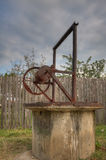 Rural Well Royalty Free Stock Photos