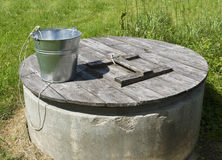 Rural well. Stock Images