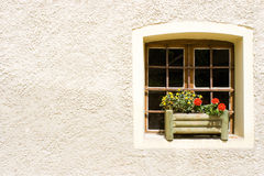 Rural Window Stock Photography