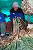 Rural women Royalty Free Stock Image