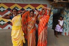 Rural Women Stock Photo