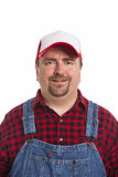 Rural Workman Stock Images
