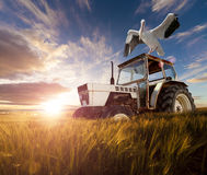 Rural world,farma land and  travel concept Stock Photo