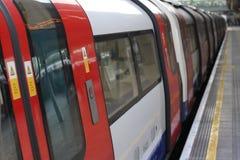 rurka pociągu Zdjęcie Royalty Free