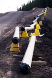 rurociąg gazowy zdjęcie stock