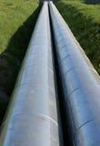 rurociągi wody Zdjęcia Royalty Free