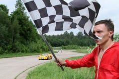 Rus de Heuvel beklimt Open Royalty-vrije Stock Foto's
