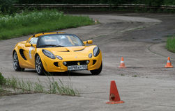 Rus Hill climb Open Royalty Free Stock Photo